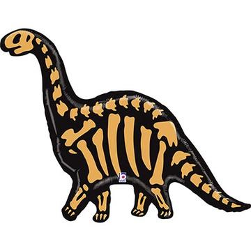 Шар 127 см Фигура Динозавр Бронтозавр