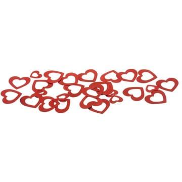 Конфетти Сердца двойные 14 грамм