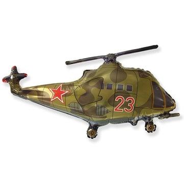 Шар 96 см Фигура Вертолет