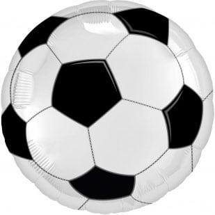 Шар 46 см Круг Футбольный мяч