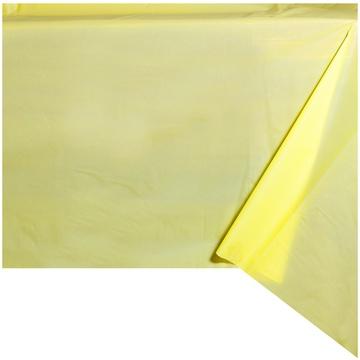 Скатерть п-э Пастель желтая 130 х 180 см