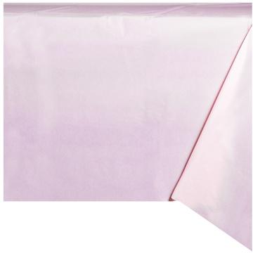 Скатерть п-э Пастель розовая 130 х 180 см