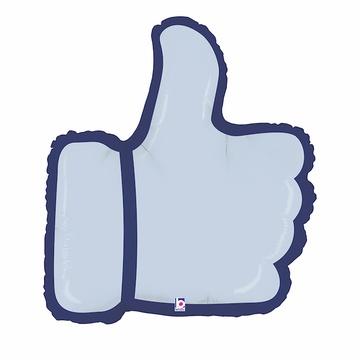 Шар 71 см Фигура Палец большой вверх