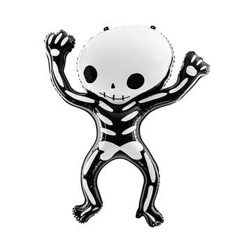 Шар 100 см Фигура Скелет