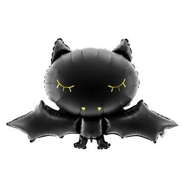 Шар 52 см Фигура Летучая мышь