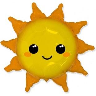 Шар 79 см Фигура Солнце