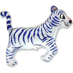 Шар 91 см Фигура Тигр Белый
