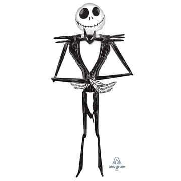 Шар 213 см Ходячая Фигура Джек Скеллингтон